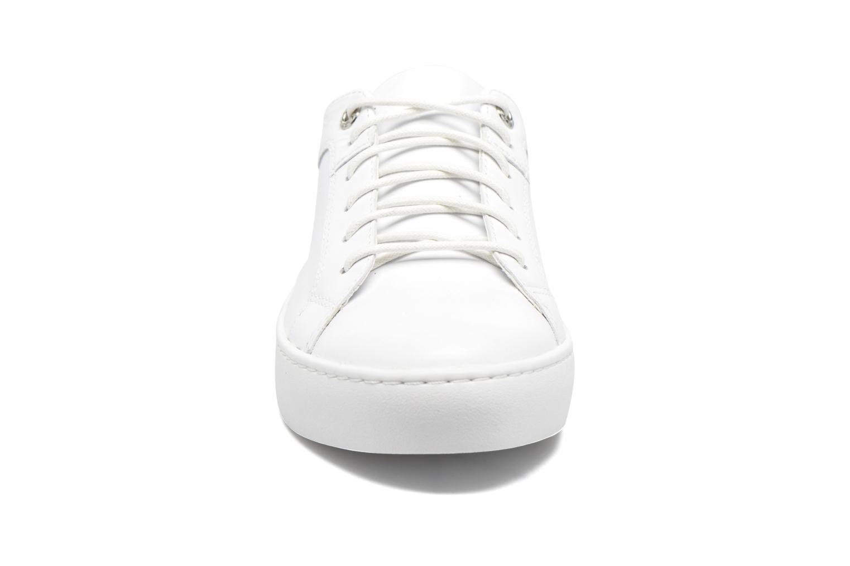 Baskets Vagabond Shoemakers ZOE 4326-101 Blanc vue portées chaussures