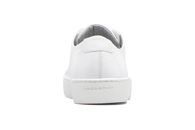 Baskets Vagabond Shoemakers ZOE 4326-101 Blanc vue droite