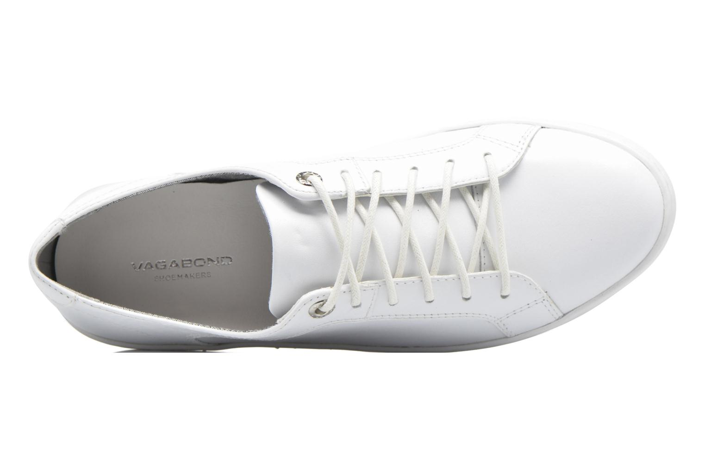 Baskets Vagabond Shoemakers ZOE 4326-101 Blanc vue gauche