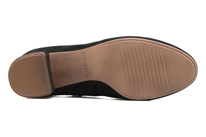 Bottines et boots Vagabond Shoemakers JAMILLA BOOTIE 4330-140 Noir vue haut