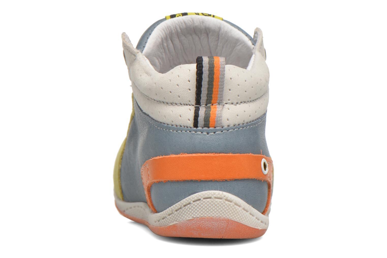 Chaussures à lacets Babybotte Fiesta Multicolore vue droite