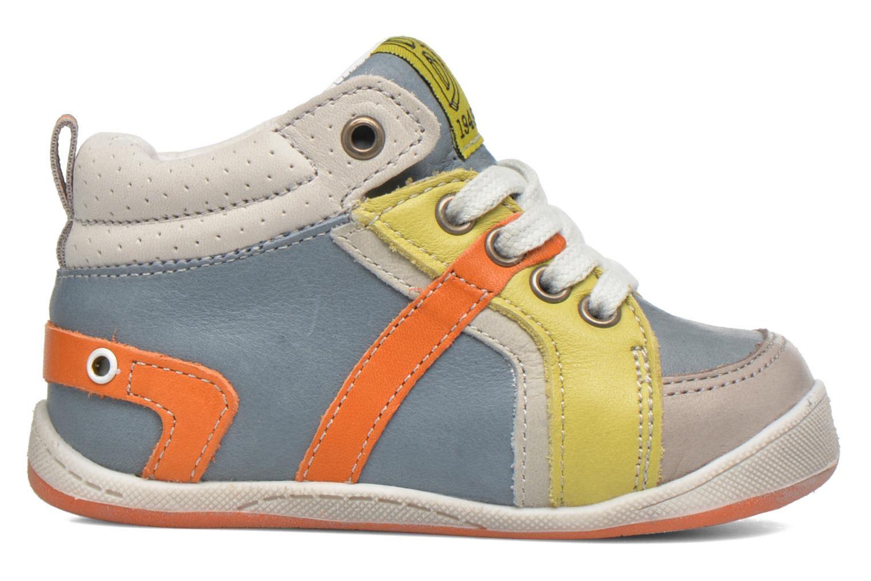 Chaussures à lacets Babybotte Fiesta Multicolore vue derrière