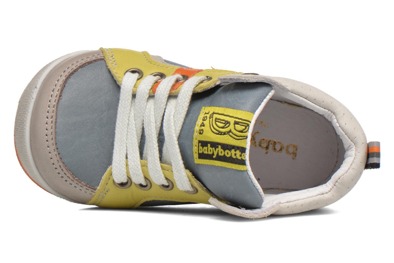 Chaussures à lacets Babybotte Fiesta Multicolore vue gauche