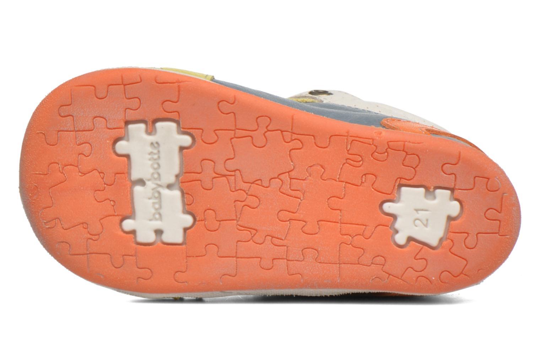 Chaussures à lacets Babybotte Fiesta Multicolore vue haut