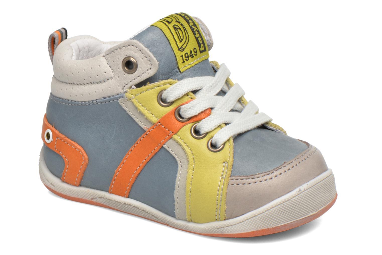 Chaussures à lacets Babybotte Fiesta Multicolore vue détail/paire