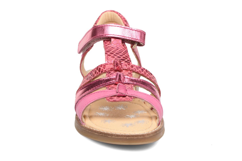Sandales et nu-pieds Babybotte Kim Rose vue portées chaussures