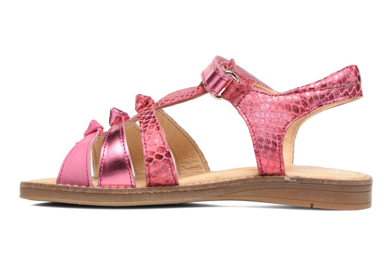 Sandales et nu-pieds Babybotte Kim Rose vue face
