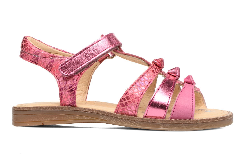 Sandales et nu-pieds Babybotte Kim Rose vue derrière