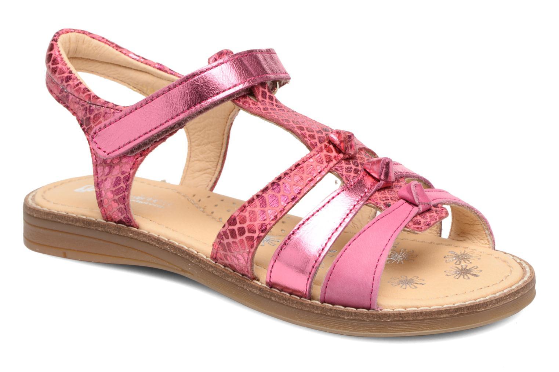 Sandales et nu-pieds Babybotte Kim Rose vue détail/paire