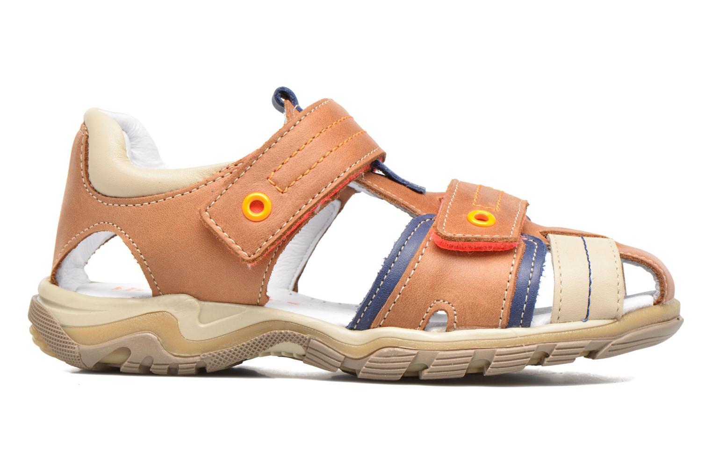 Sandales et nu-pieds Babybotte Karter Marron vue derrière