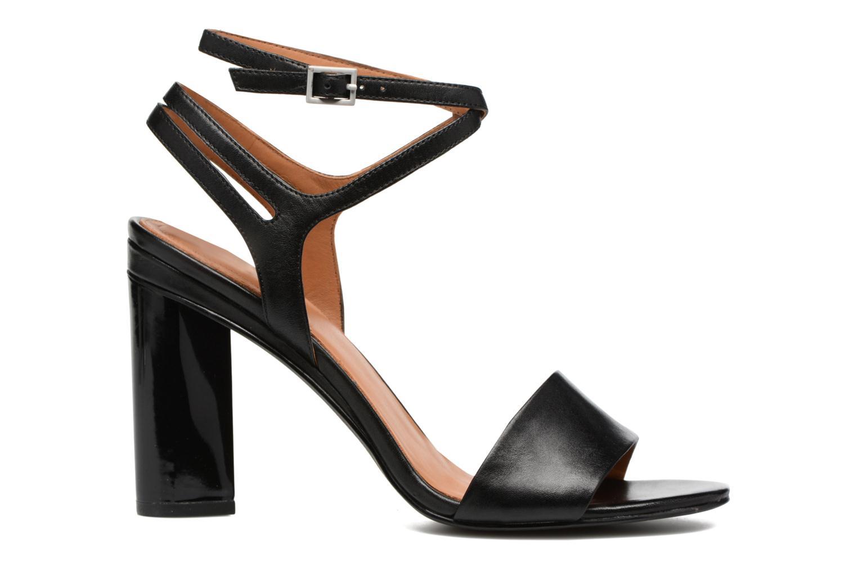Sandales et nu-pieds What For Maïa Noir vue derrière
