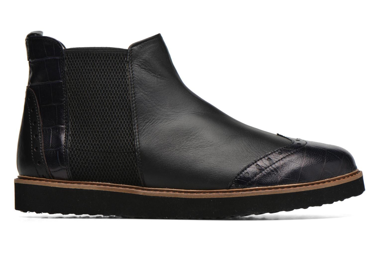 Bottines et boots Ippon Vintage Hunter Croco Noir vue derrière