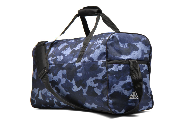 Sacs de sport Adidas Performance LIN PER TB GR M Bleu vue droite