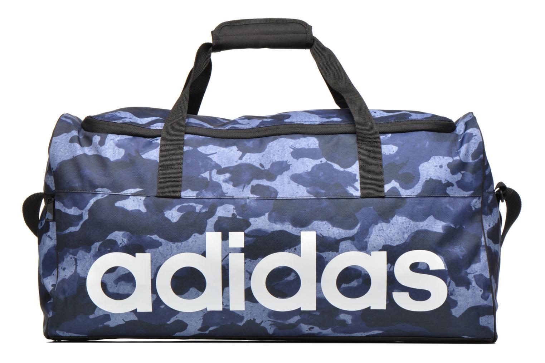 Sacs de sport Adidas Performance LIN PER TB GR M Bleu vue détail/paire