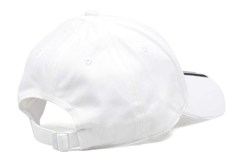 Divers Adidas Performance 6P 3S CAP COTTO Blanc vue portées chaussures