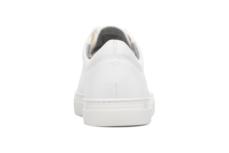 Baskets Vagabond Shoemakers Paul 4383-201 Blanc vue droite