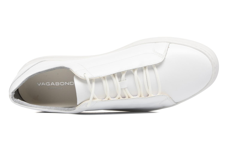 Baskets Vagabond Shoemakers Paul 4383-201 Blanc vue gauche