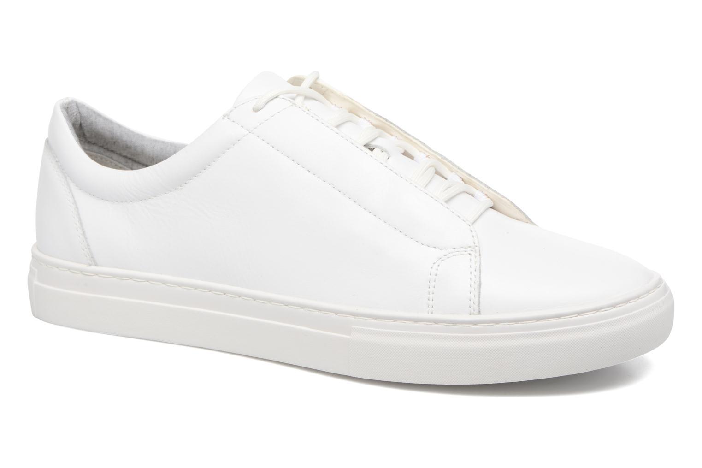 Baskets Vagabond Shoemakers Paul 4383-201 Blanc vue détail/paire