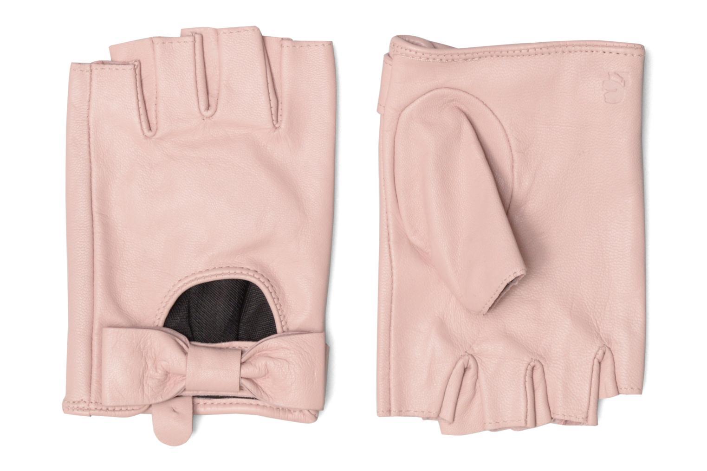 Divers Karl Lagerfeld Bow Gloves Rose vue détail/paire