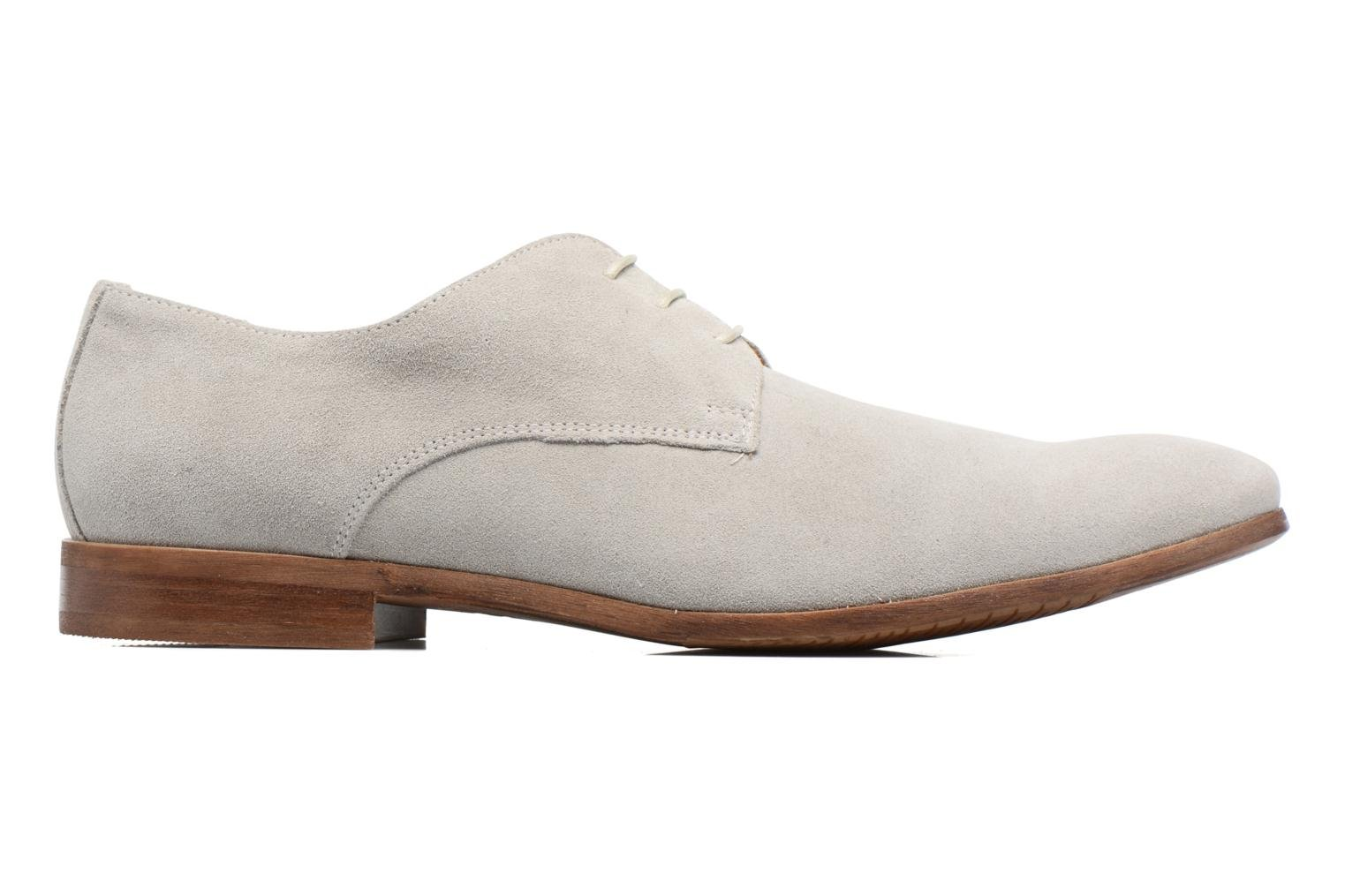 Lace-up shoes Marvin&co Nordrich Grey back view