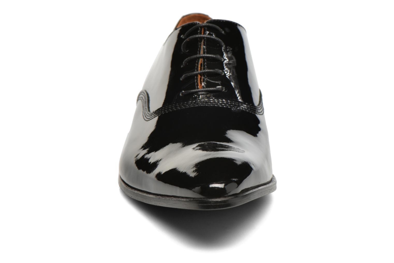 Zapatos con cordones Marvin&Co Nottoning Negro vista del modelo