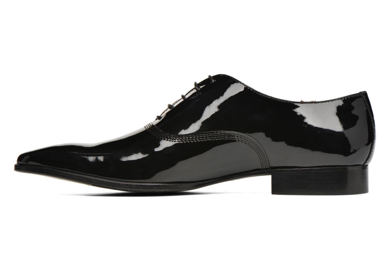 Zapatos con cordones Marvin&Co Nottoning Negro vista de frente