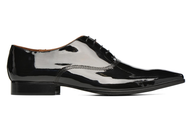 Zapatos con cordones Marvin&Co Nottoning Negro vistra trasera