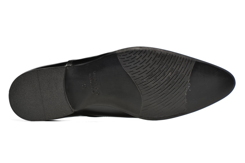 Zapatos con cordones Marvin&Co Nottoning Negro vista de arriba