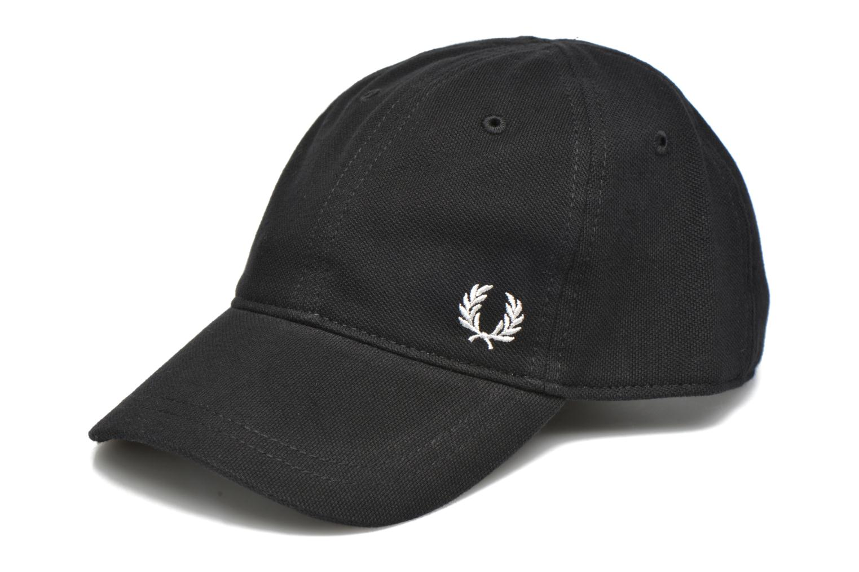 Piqué Classic Cap PE Black