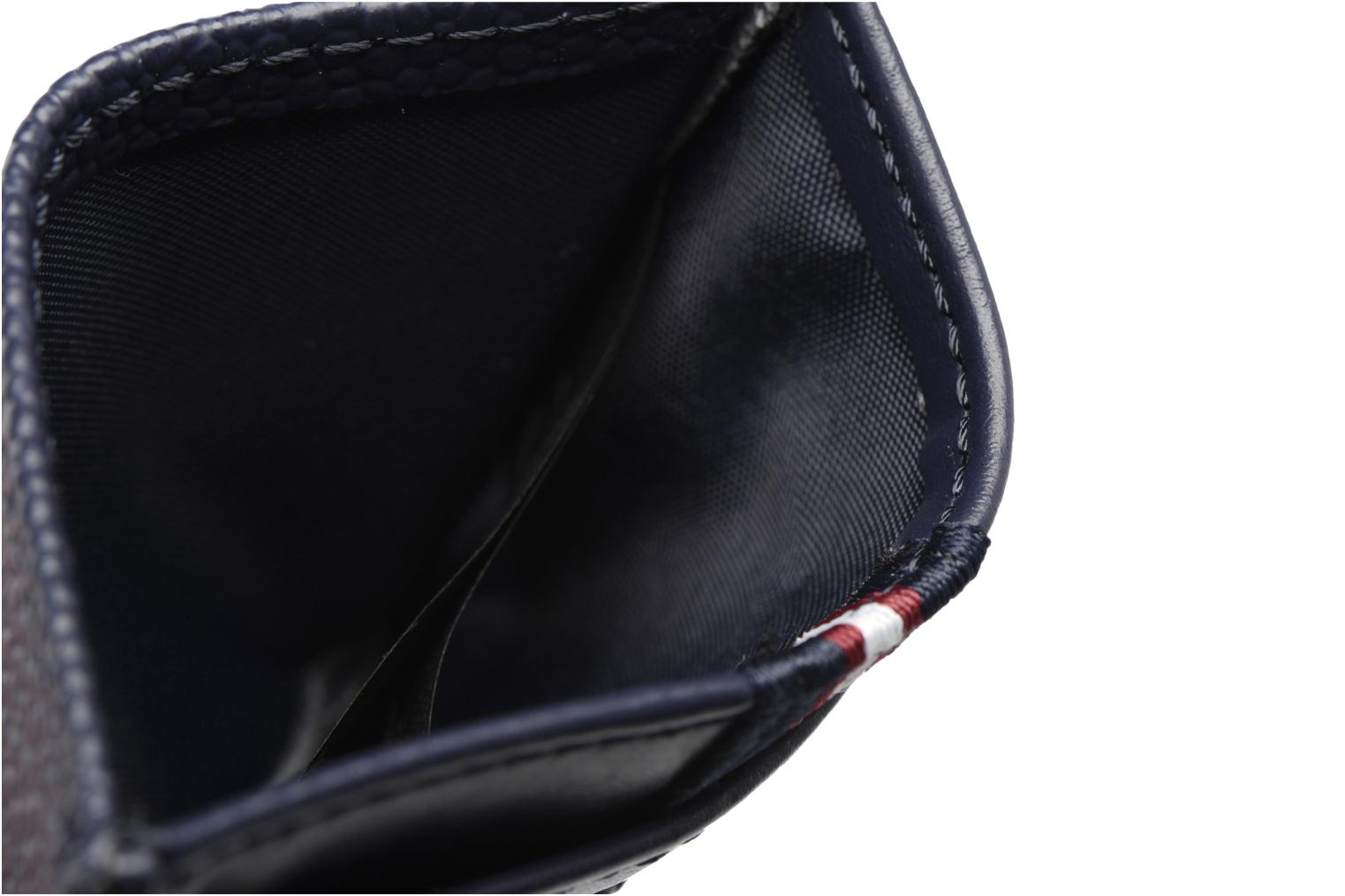 Scotch grain Card Holder Navy