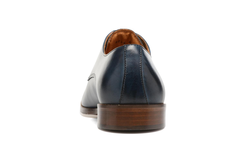 Chaussures à lacets Marvin&Co Nithsdale Bleu vue droite