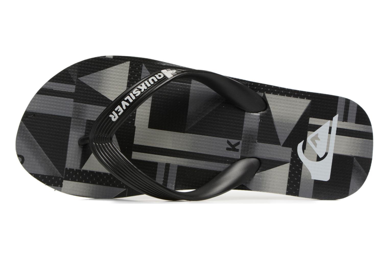 Moloch B Black/grey/black
