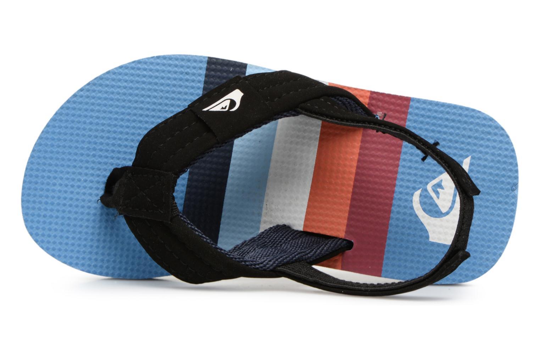 Molokai T Blue/Black/Red