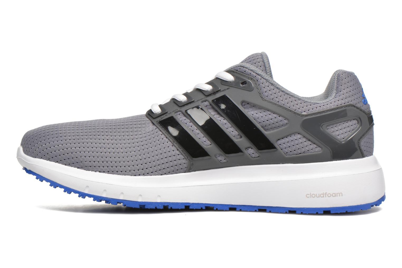 Chaussures de sport Adidas Performance energy cloud wtc m Gris vue face