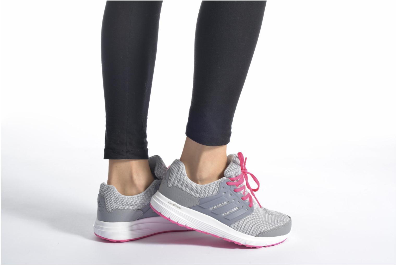 Zapatillas de deporte Adidas Performance galaxy 3.1 w Rosa vista de abajo