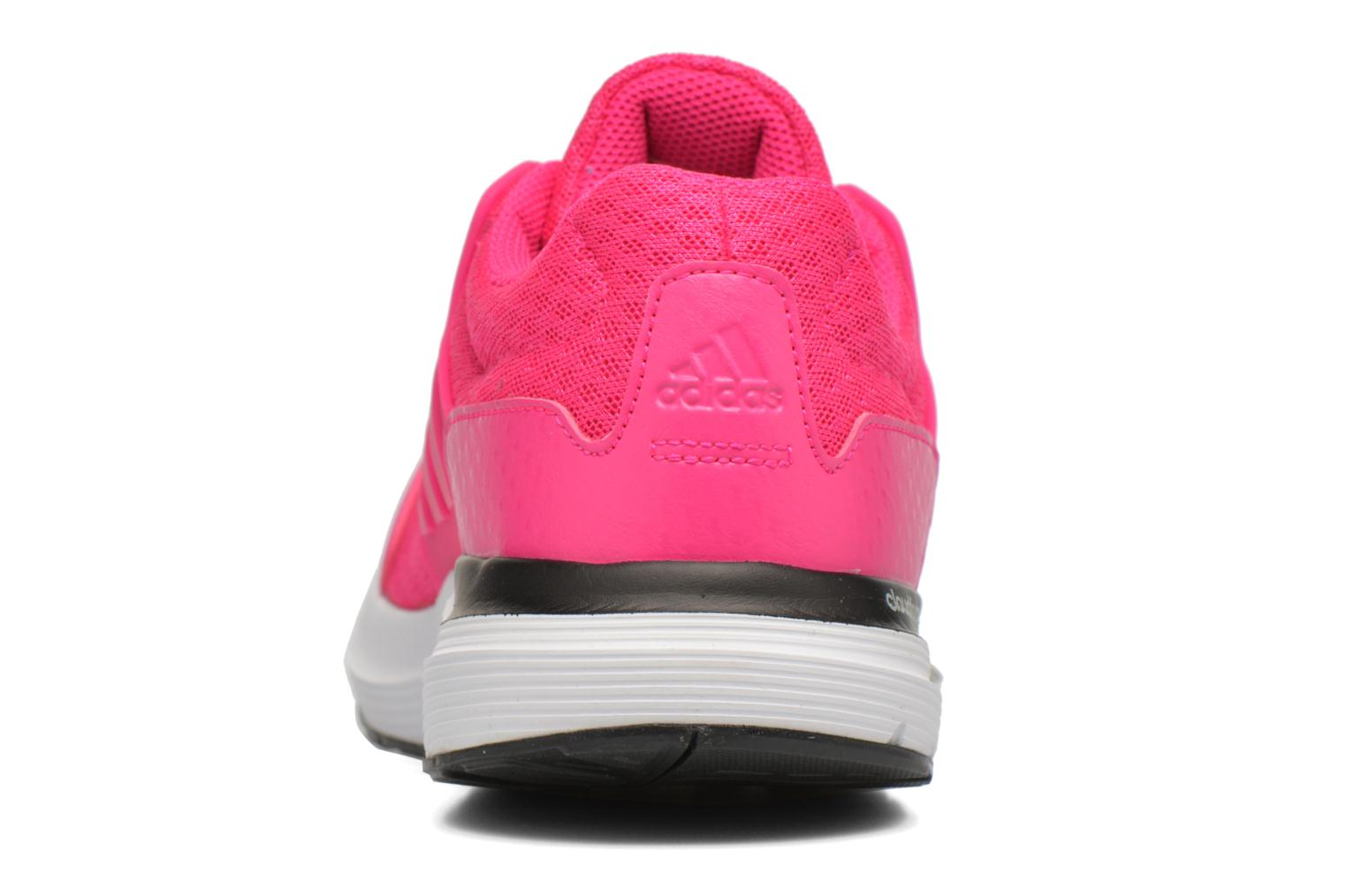 Sport shoes Adidas Performance galaxy 3.1 w Pink view from the right