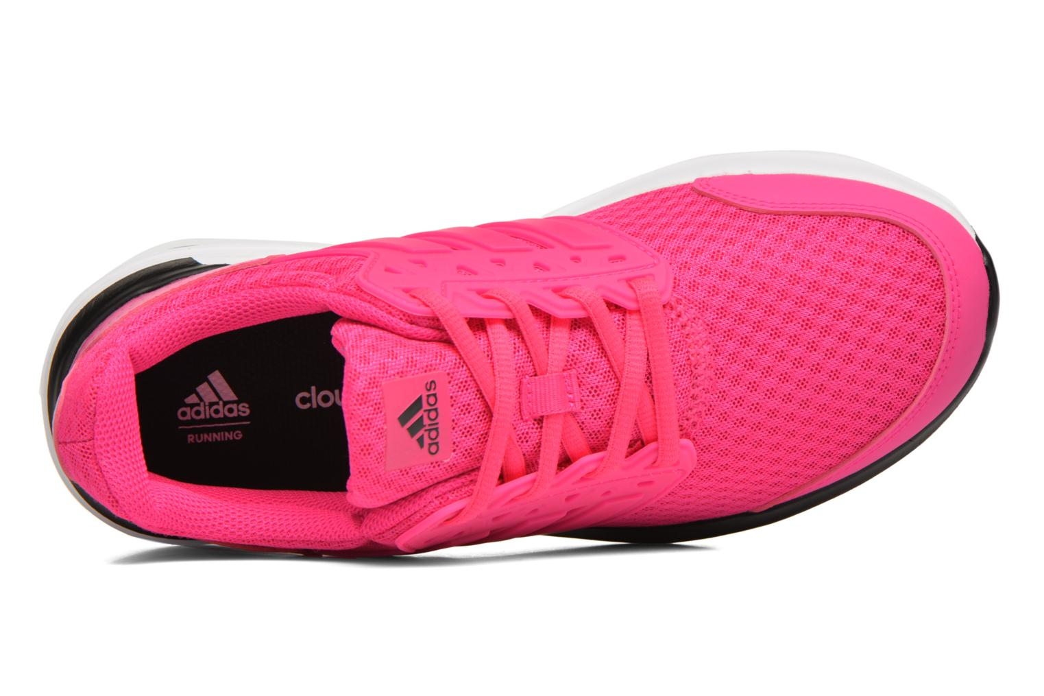 Sport shoes Adidas Performance galaxy 3.1 w Pink view from the left