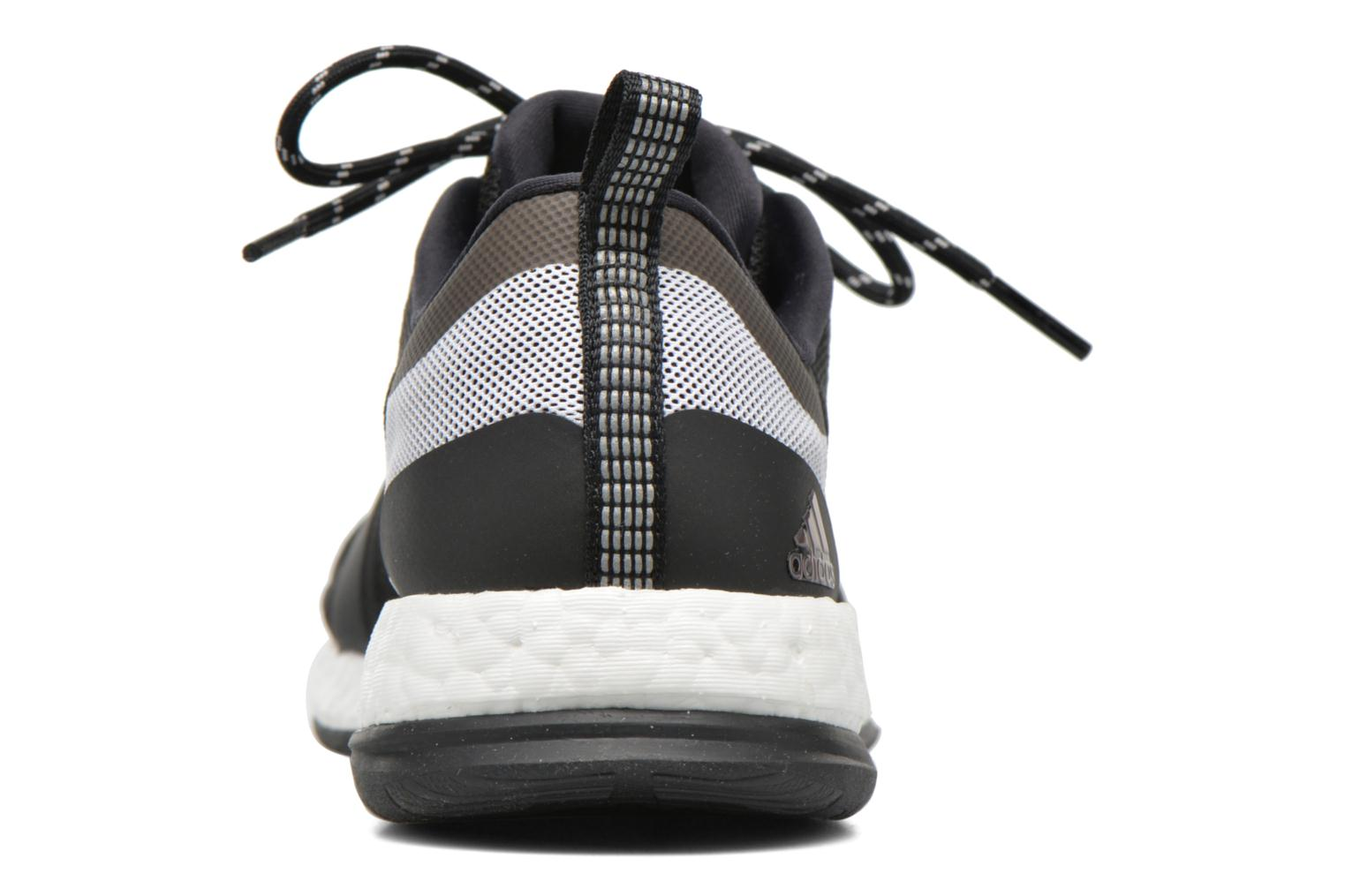 Sport shoes Adidas Performance PureBOOST X TR 2 Black view from the right