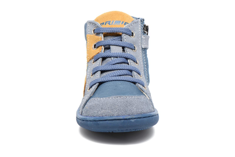 Bottines et boots Primigi Augusto Bleu vue portées chaussures