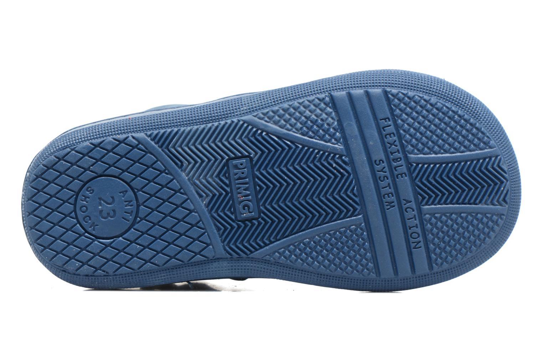 Bottines et boots Primigi Augusto Bleu vue haut