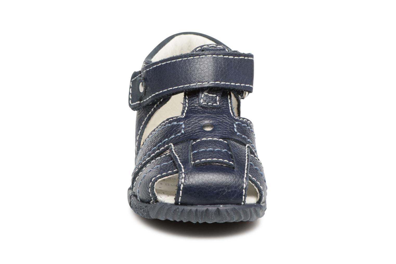 Sandales et nu-pieds Primigi Gabrio Bleu vue portées chaussures