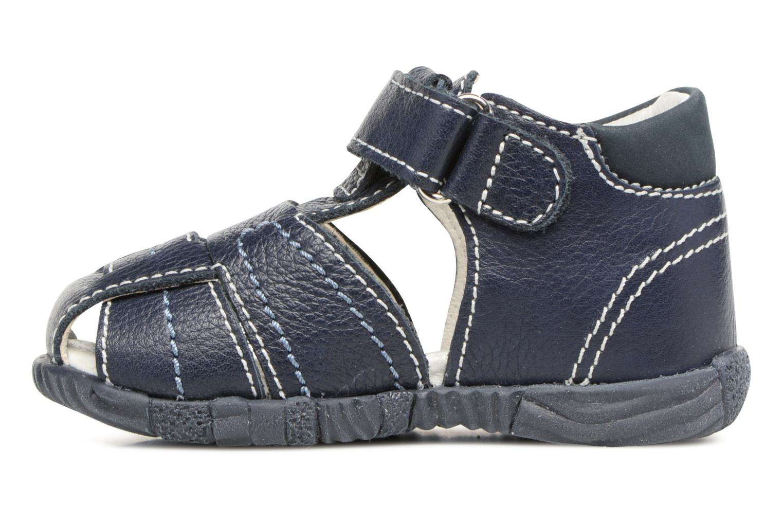 Sandales et nu-pieds Primigi Gabrio Bleu vue face