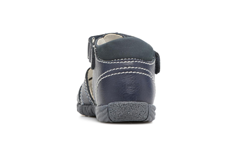 Sandales et nu-pieds Primigi Gabrio Bleu vue droite