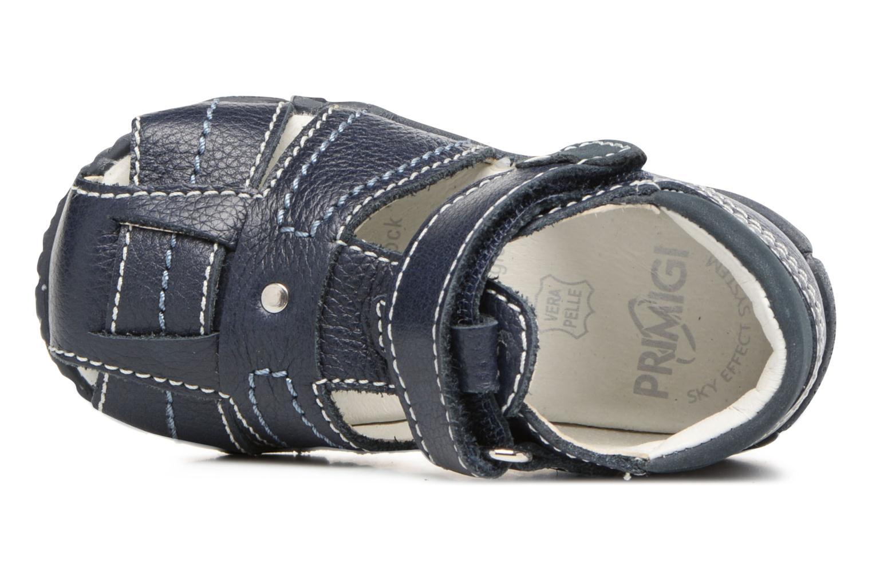 Sandales et nu-pieds Primigi Gabrio Bleu vue gauche