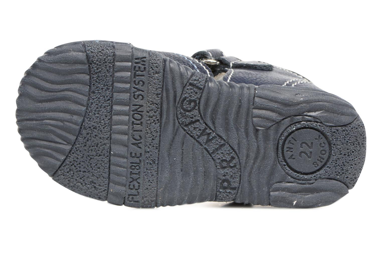 Sandales et nu-pieds Primigi Gabrio Bleu vue haut