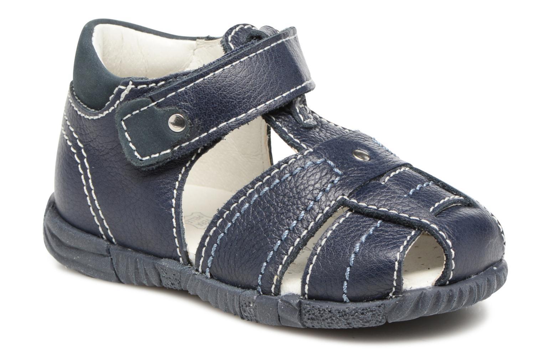 Sandales et nu-pieds Primigi Gabrio Bleu vue détail/paire