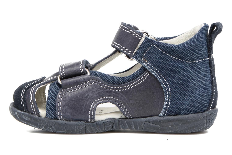 Sandali e scarpe aperte Primigi Fadio Azzurro immagine frontale