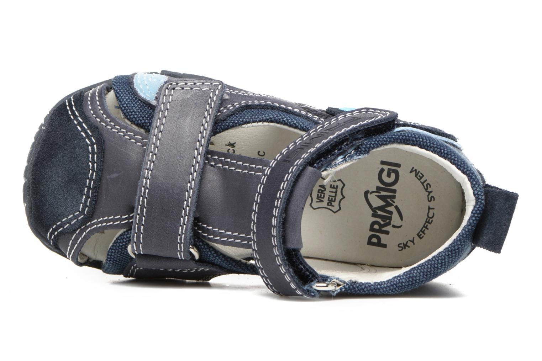 Sandali e scarpe aperte Primigi Fadio Azzurro immagine sinistra