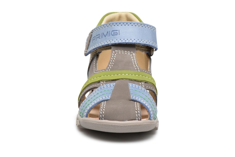 Sandales et nu-pieds Primigi Folco Gris vue portées chaussures