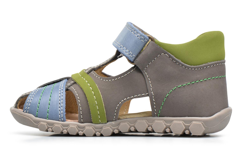 Sandali e scarpe aperte Primigi Folco Grigio immagine frontale